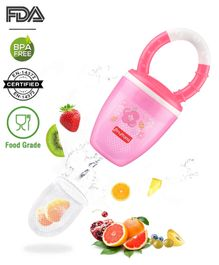 Babyhug Fruit And Food Nibbler - Pink