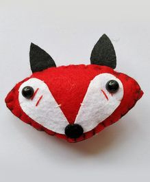 Milonee Fox Hair Clip - Red