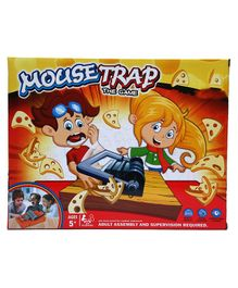 Wembley Toys Mouse Trap The Game - Orange