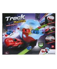 Wembley Toys Track Racing High Speed Car Set Multicolor - 12 pieces
