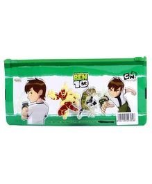Ben 10 Sparkle Pencil Pouch - Green