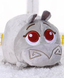 Dreamworks Gloria Plush Soft Toy Grey - 17 cm