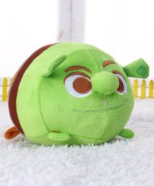 Dreamworks Shrek Plush Soft Toy Green - 17 cm