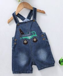 kookie kids (s12-18 m) blue faded jeans