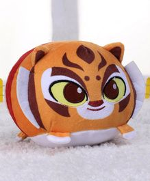 Dreamworks Tigress Plush Soft Toy Orange - 17 cm
