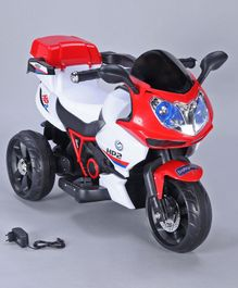 Babyhug Battery Operated Ride On Bike - Red