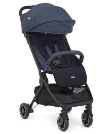 Joie Pact Stroller With Reclining - Navy Blue
