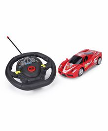 RC Racing Car Toy Super Edition - Red