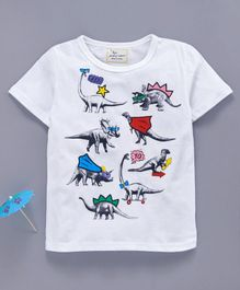 3aac00d2da8b Buy Tops and T-shirts for Kids (2-4 Years To 4-6 Years) Online India ...
