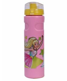 Barbie Insulated Sipper Bottle Pink - 400 ml