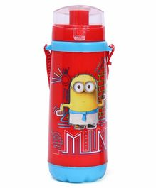Minions Sipper Bottle Red - 300 ml