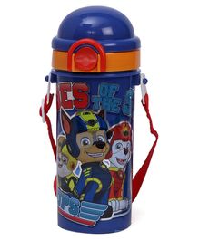 Paw Patrol Sipper Bottle Blue - 450 ml