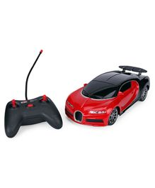 Remote Control Toy Car - Red & Black
