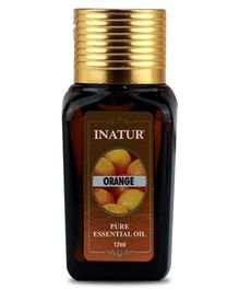 Inatur Orange Pure Essential Oil - 12 ml