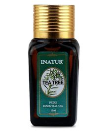 Inatur Tea tree Pure Essential Oil - 12 ml