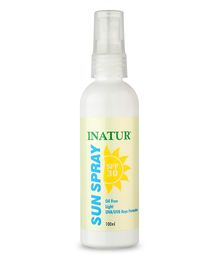 Inatur Sun Protection Sunspray SPF 30 - 100 ml