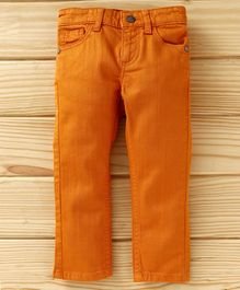 UCB Full Length Jeans - Orange