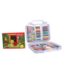 Doms Art Apps Nxt Colouring Kit Multicolour - 59 Pieces