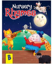 Future Books Nursery Rhymes English - B