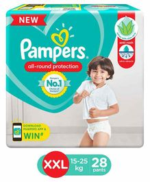 Pampers Baby Dry Pant Style Diapers XXL Size - 28 Pieces