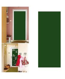 Syga Peel & Stick White Board - Green