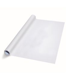 Syga Peel & Stick White Board - White
