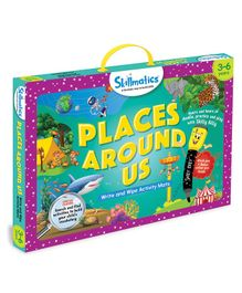 Skillmatics Places Around Us Activity Kit - Multicolour