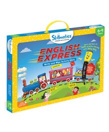 Skillmatics English Express Activity Kit - Multicolour