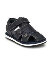 Tuskey Velcro Straps Sandals - Blue
