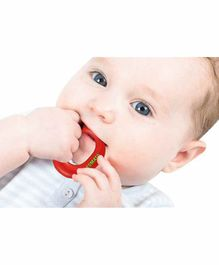 Nippon Tomato Shaped Water Filled Teether - Red
