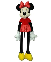 d409f4a0812 Disney Minnie Mouse Huggable Soft Toy Red Black - 100 cm