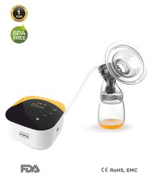 Babyhug Smart n Silent Electric Breast Pump