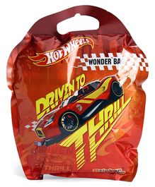 Hot Wheels Wonder Bag Stationery Gift Pack - 6 Pieces