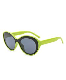 Little Palz Big Frame Sunglasses - Green