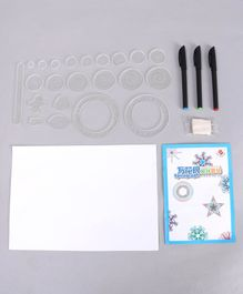 Imagician Playthings Craftival Spiro Master Kit - Multicolour