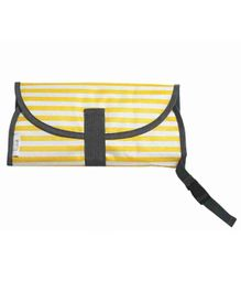 Nee & Wee Easy Change 3-in-1 Diaper Changing Clutch Pad - Yellow