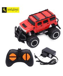 Zest 4 Toyz Remote Control High Speed Mini Rock Crawler (Colours May Vary)