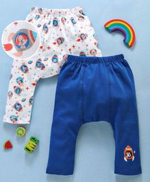 Baby & Toddler Clothing Magic Years Girls Pink Pants With Heart Print Size 6 Months