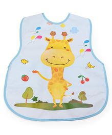 Alpaks Apron With Pocket Giraffe Print (Colour May vary)
