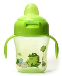 Rikang Baby Sipper Cup (Colours May Vary) - 200 ml