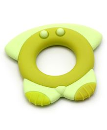 Rikang Silicone Teether - Green