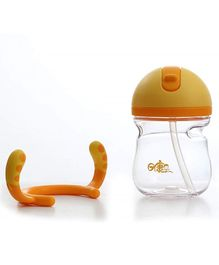Rikang Straw Trainer Sippy Cup (Colour May Vary) - 230 ml