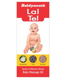 Baidyanath Lal Tel Baby Massage Oil - 50 ml