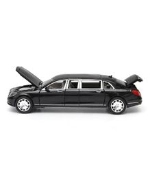 Emob Die Cast Metal Pull Back Mercedes Benz Toy Car (Colour may Vary)