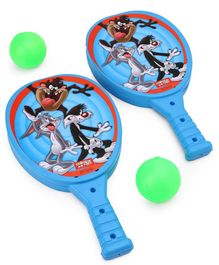 Looney Tunes Racket Set - Blue