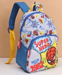 Marvel Spider Man Kids Bag Blue - 12 Inches