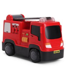 Giggles Fire Engine - Red