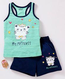 04d1aa59527 Short   Sleeveless Night Suit   Nighty   Baby Gown Online - Buy ...