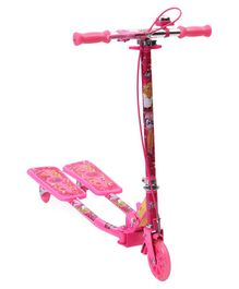 Barbie Three Wheel Scooter - Pink