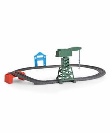 Thomas And Friends Track Master Brendam Fish Market Playset - Multicolour